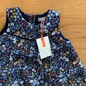 John Lewis Floral patterned dress
